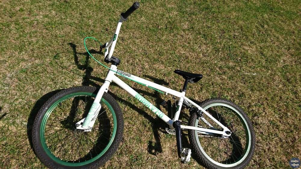 Bmx och barn cykel