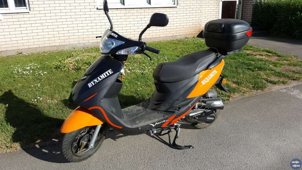 EU Moped Vento Dynamite (45 km/h)