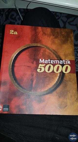 Historia 2, Matte 2 och Svenska 3  ( 150kr styck )