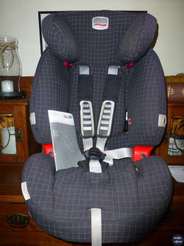 Britax Römer Multi-tech II, Kid II, Adventure