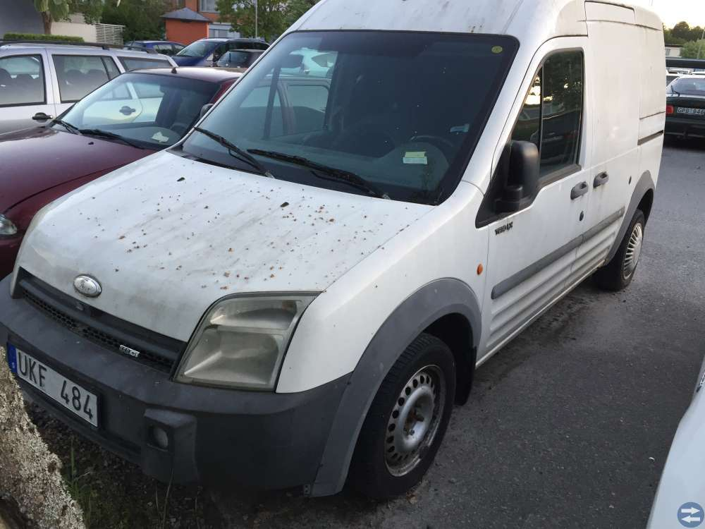 FORD TRANSIT CONNECT 1,8