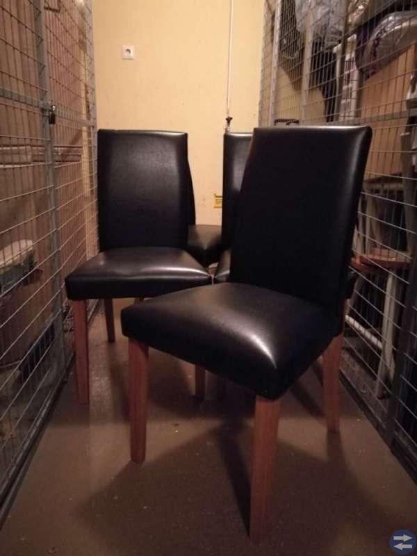 4 st stolar i Ek