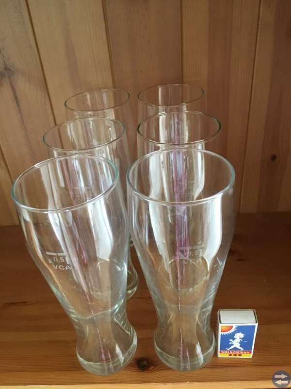 Ölglas 0,5 L