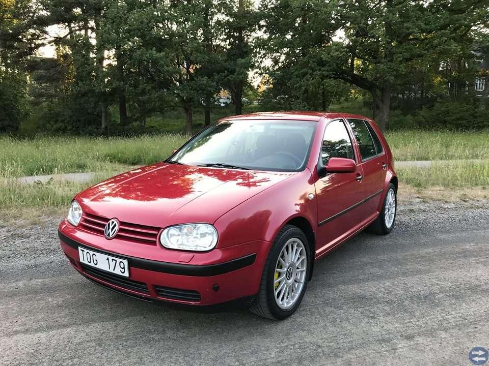 Volkswagen Golf 4 1,6
