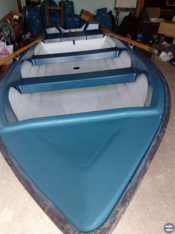 Plastbåt