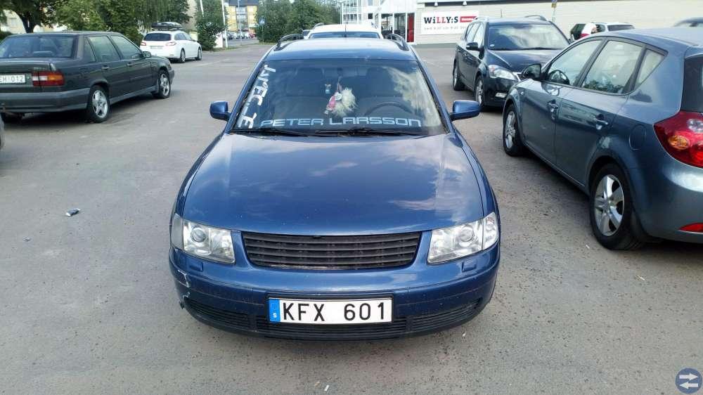 Volkswagen Passat V70 Syncro -99