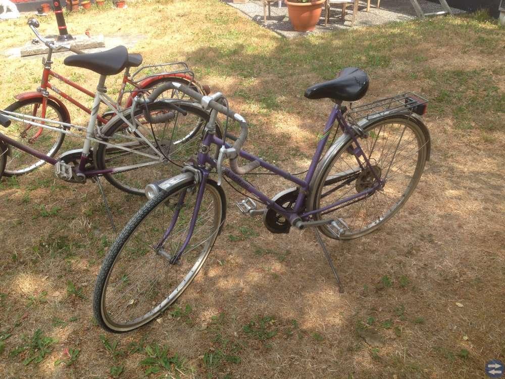 Cyklar, Retro, Damcykel, Cykel växlar, barncykel