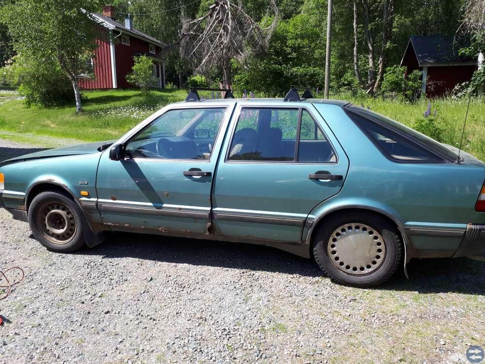 Saab 9000i 1989  ca15800mil