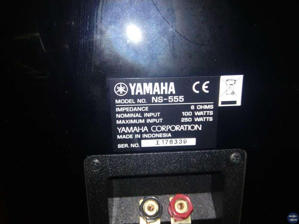 Hemmabio ljudsystem Yamaha