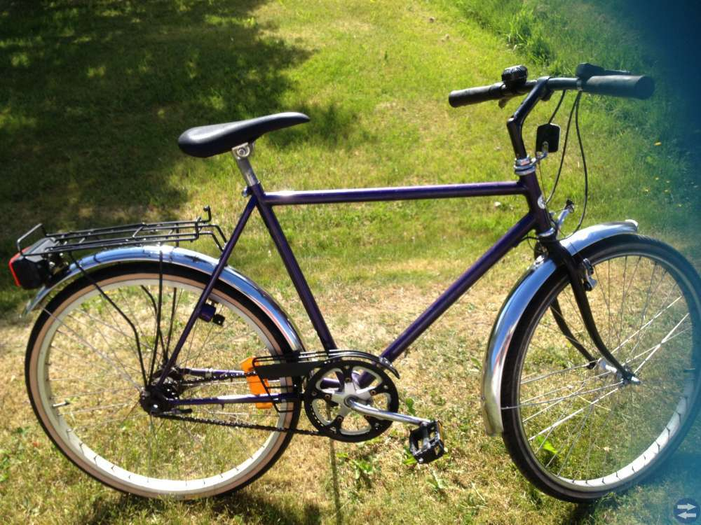 Cyklar herr, dam, barn 4 st