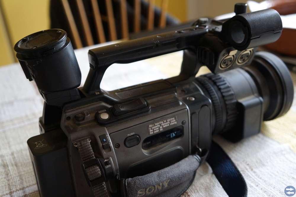Sony Video Kamera - DSR-PD170P