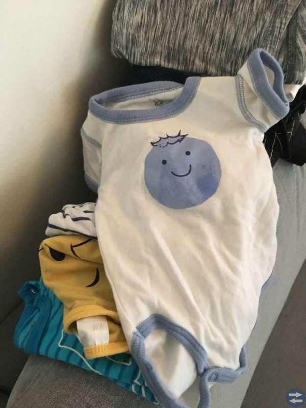 Babykläder stl 50-86 säljes!