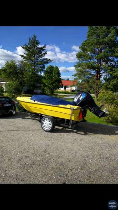 Sportbåt särki 425