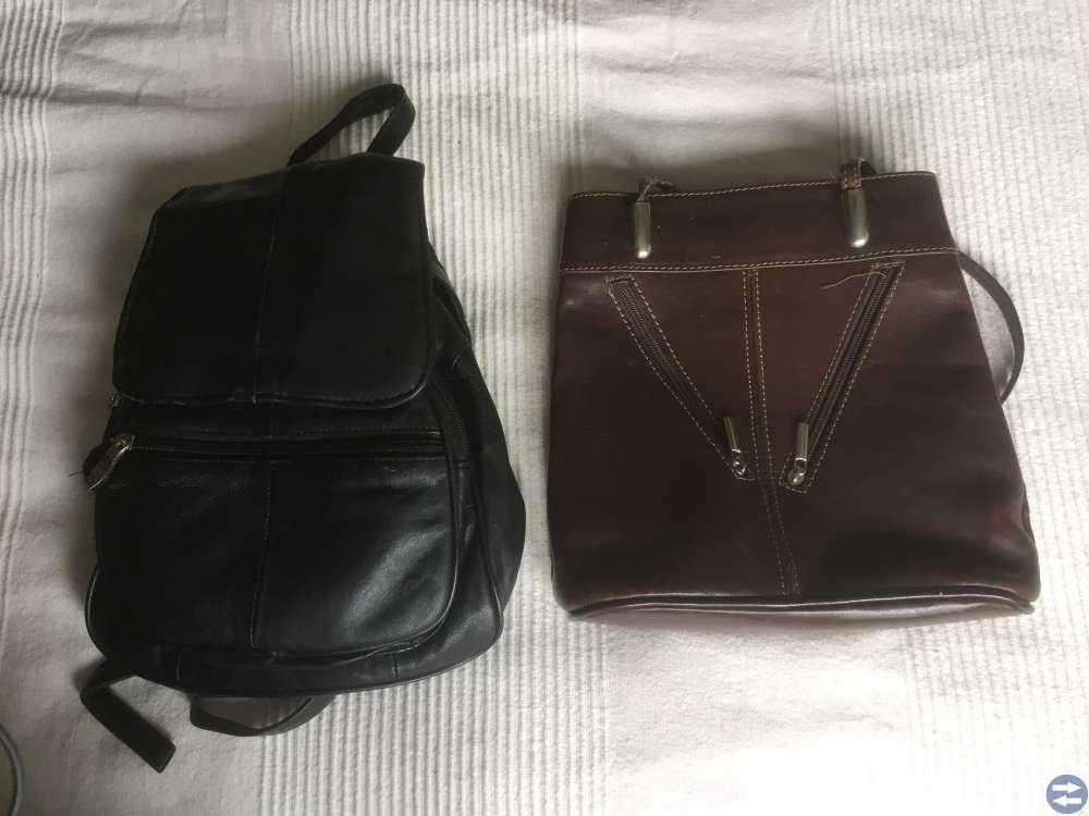 Ryggsäckar o väskor