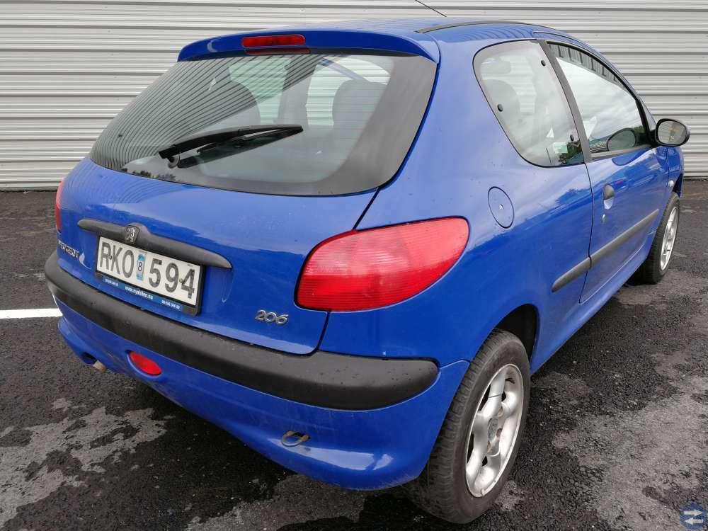 Peugeot 206 1.4 -00