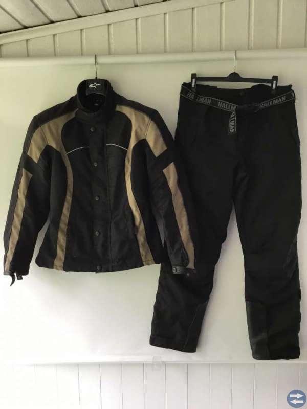 MC kläder fint skick