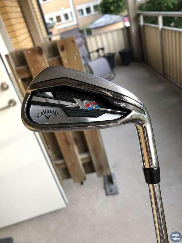 Komplett golfutrustning herr