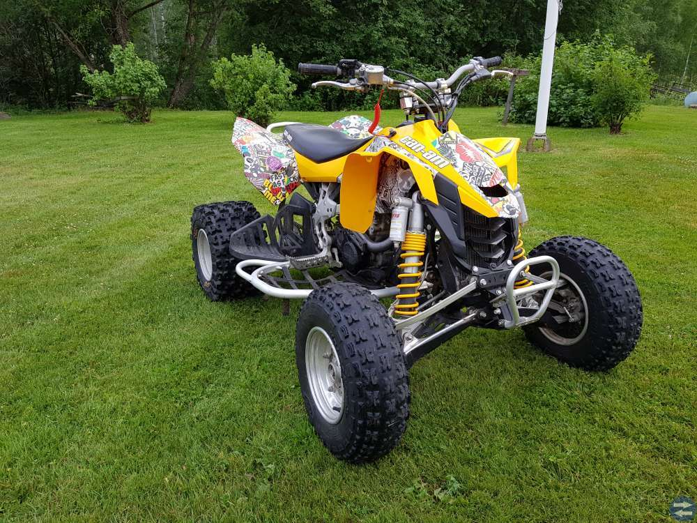 Can-am DS450 -08