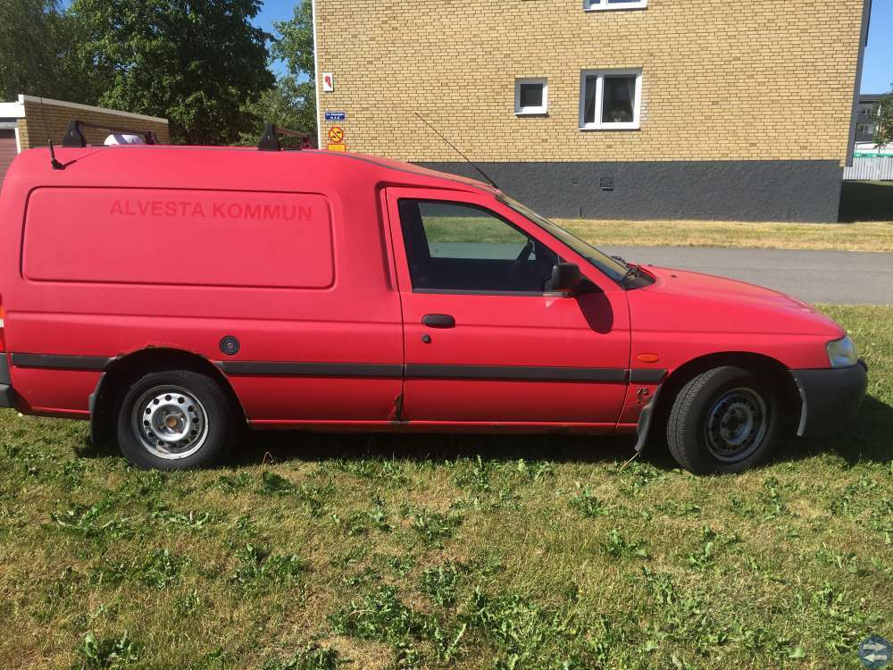 Ford Escort express 1.8 disel