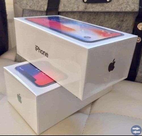 Apple iPhone X - 64GB  (Unlocked) Brand New