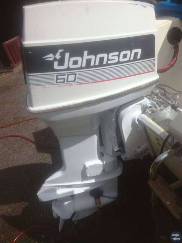 Johnsson 60hp