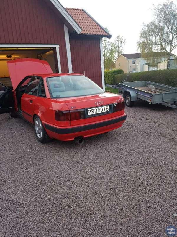 Audi 80 2.0 93a