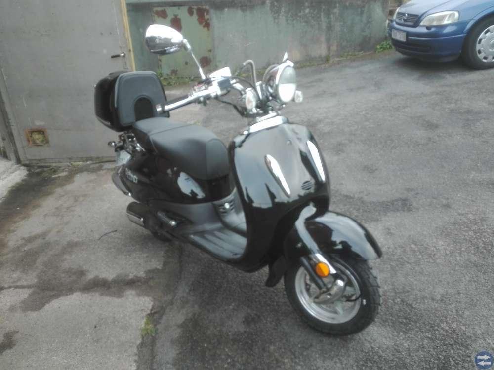 Fin EU-moped
