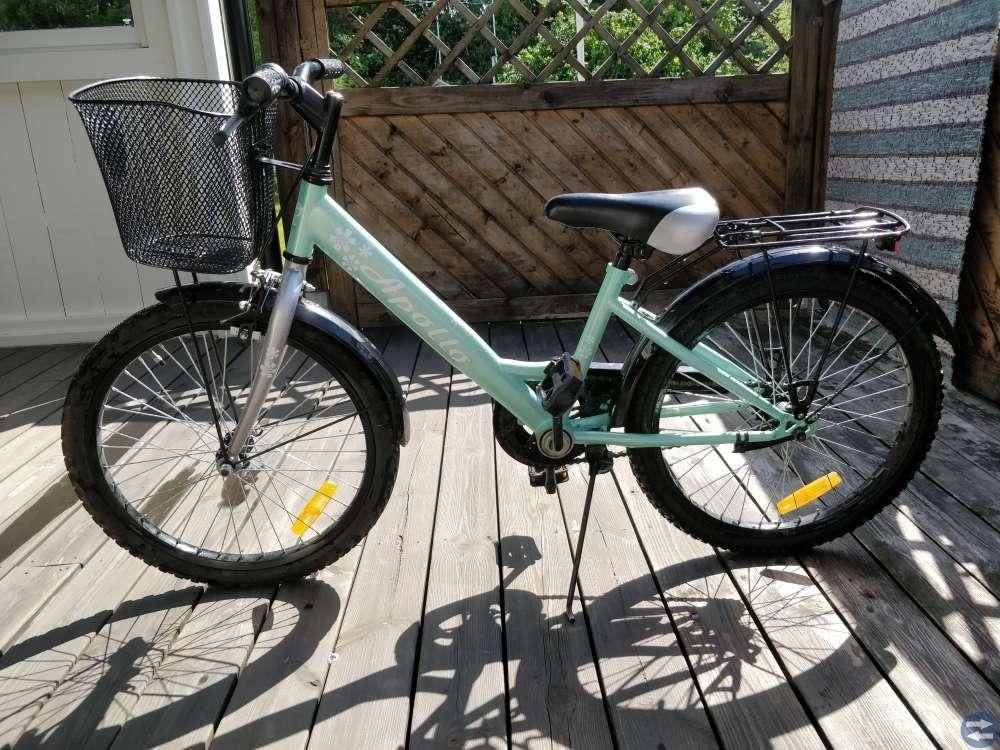 Tjej cykel 20 tum