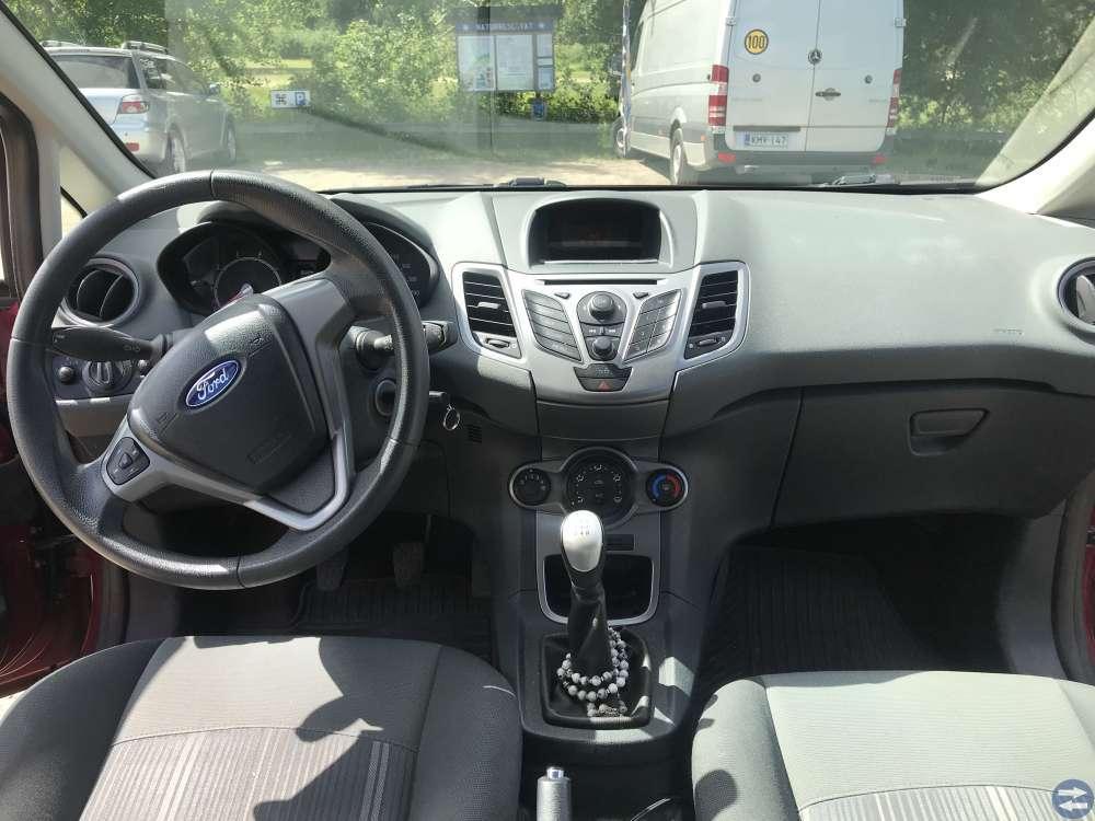 Ford Ja8 Fiesta