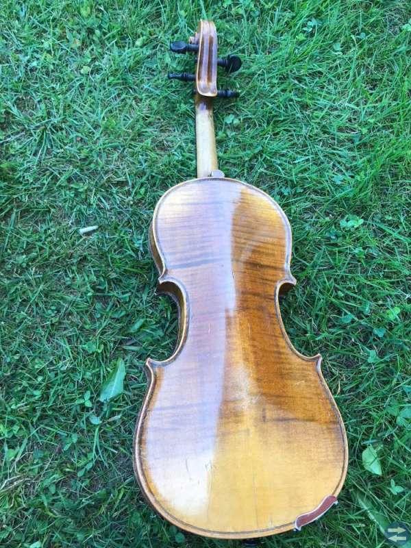 3/4 Vintage Fiol / Violin