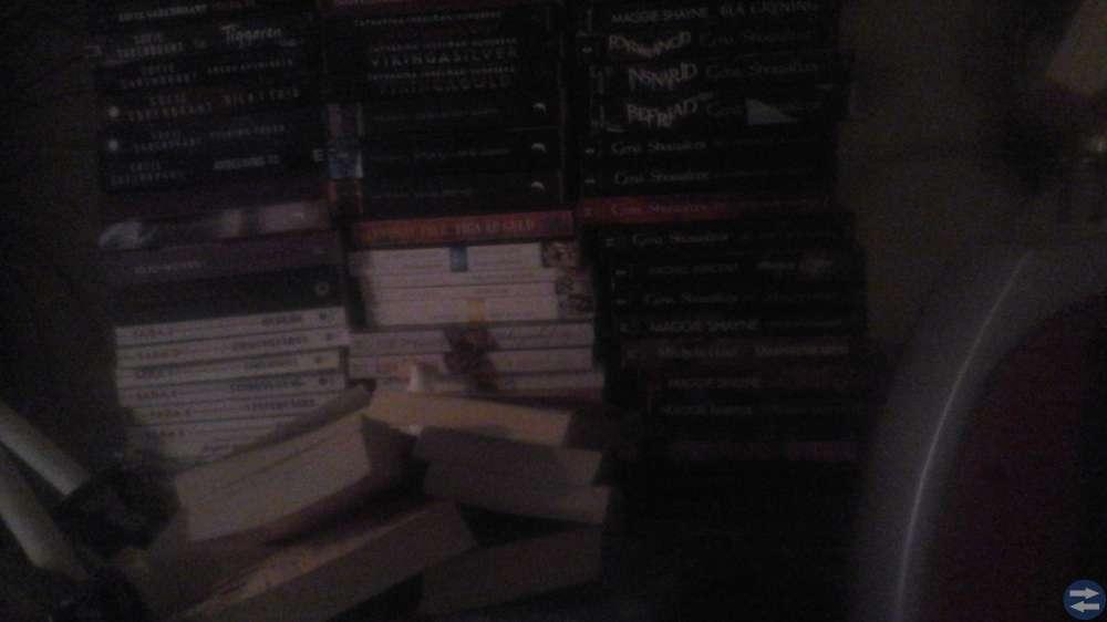 Pocketböcker fantasy ,vanliga skönlitteratur