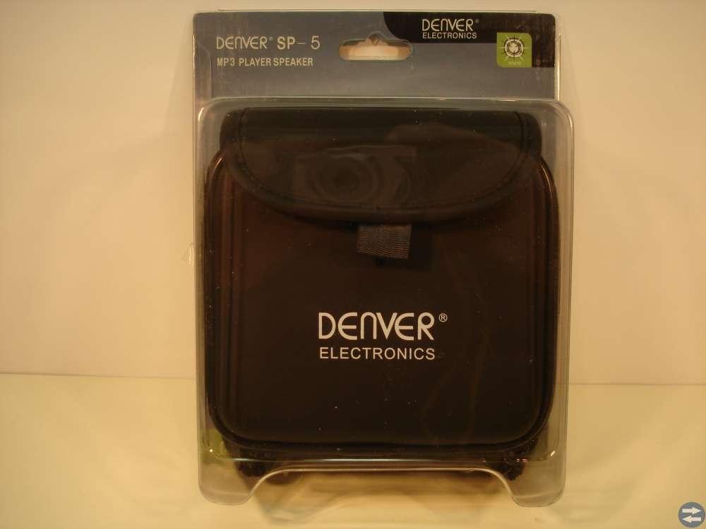 Bärbar högtalare till MP3-spelare