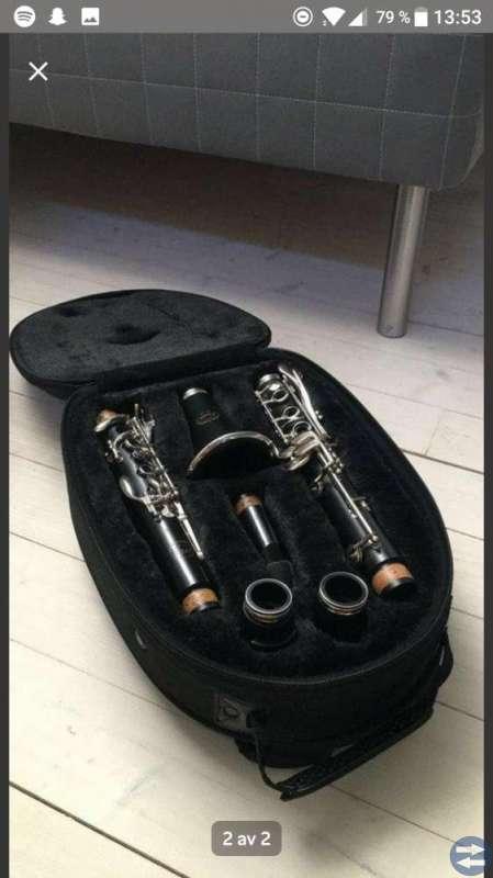 Klarinett jupiter JCL-631-II