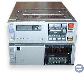 Sökes: Betamax video recorder