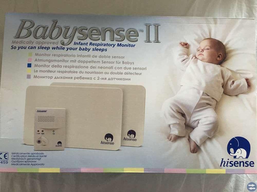 Andningslarm Babysense 2