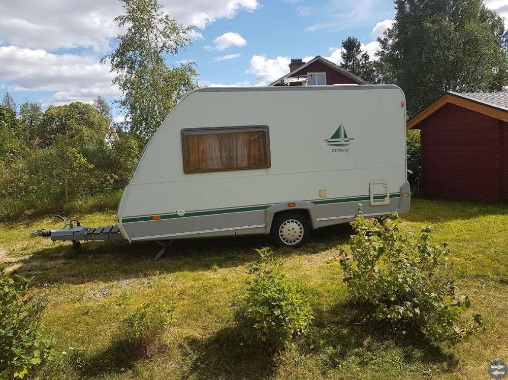 Husvagn Knaus Eifeland 395 år 2005