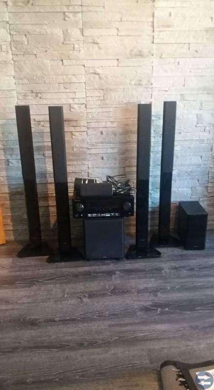 Ljudsystem billigt