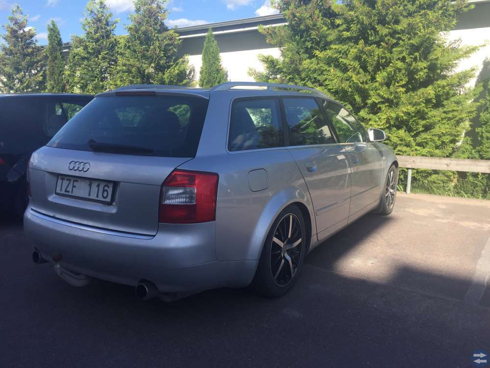 Audi A4 1,8t quattro