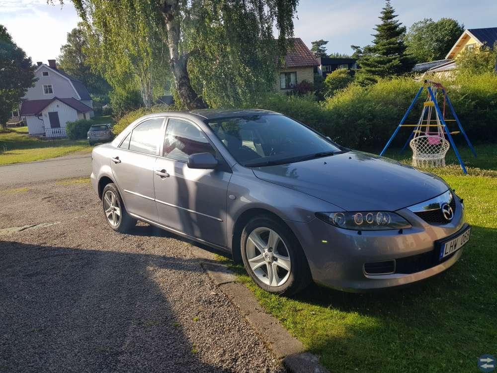 Mazda 6 2.0 (LÅGMILARE)