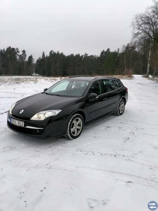 Renault laguna 2.0 dci topskick