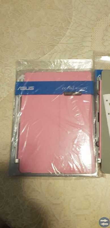 Fodral / skal till surfplatta rosa Asus TF201 Asus
