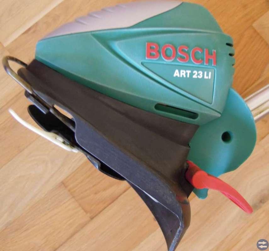 Batteri 14 V till Bosch grästrimmer