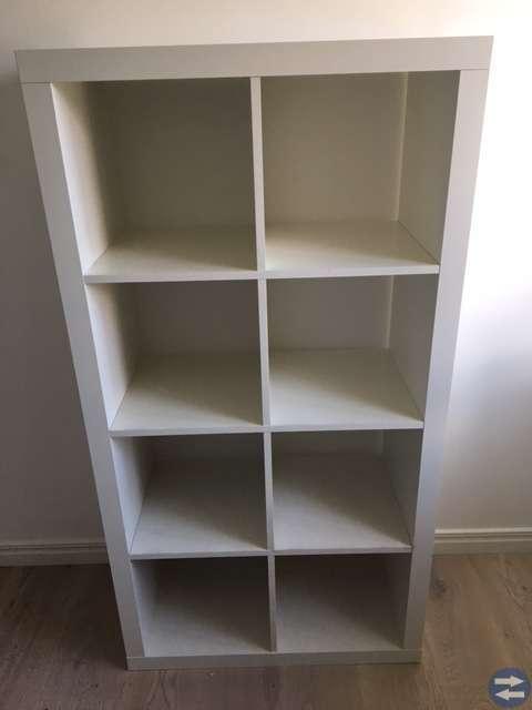 Ikea-hylla Kallax