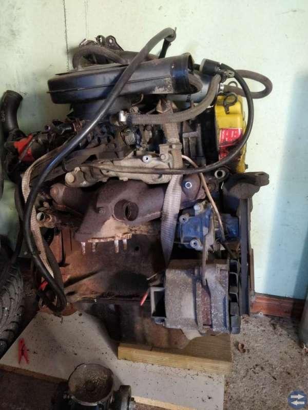 Fiat 1500cc Motor
