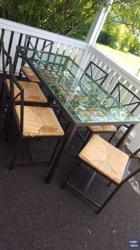 Ute stolar