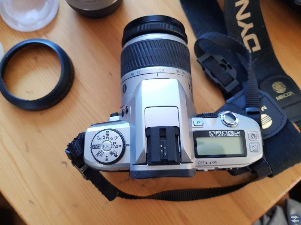 Systemkamera analog