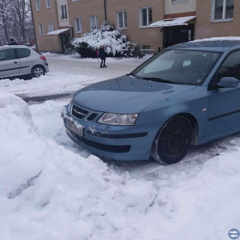 Saab 9-3 Tdi 07år bes-ska   pris 16500kr