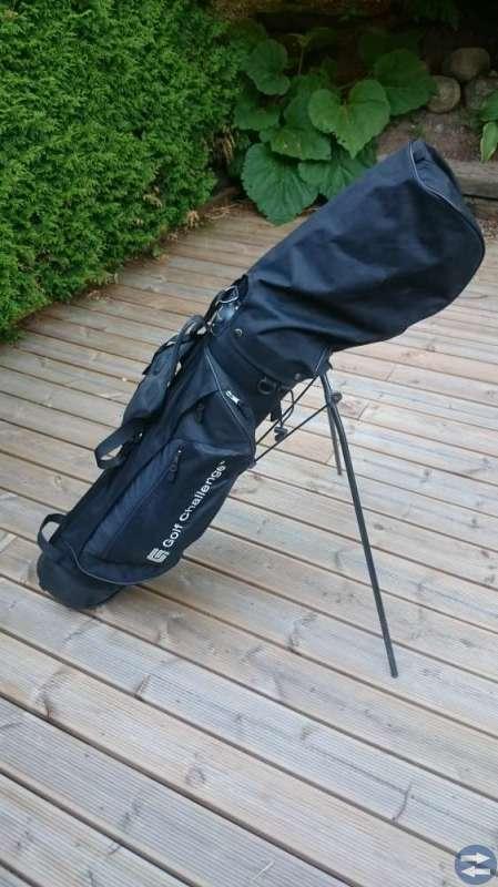 Golfset inkl. bag