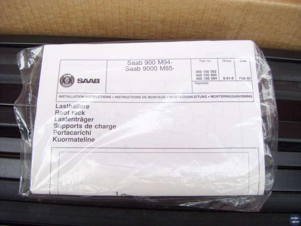 Lasthållare till Saab