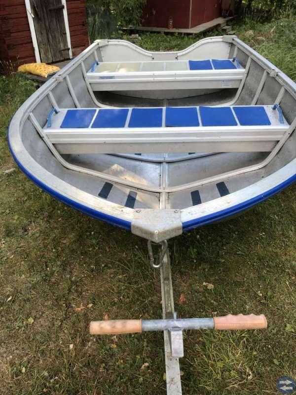Aluminium båt